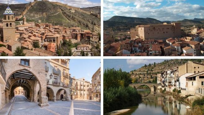 20minutos .es: Los 10 pueblos más bonitos de Teruel que te harán descubrir el amor a primera vista