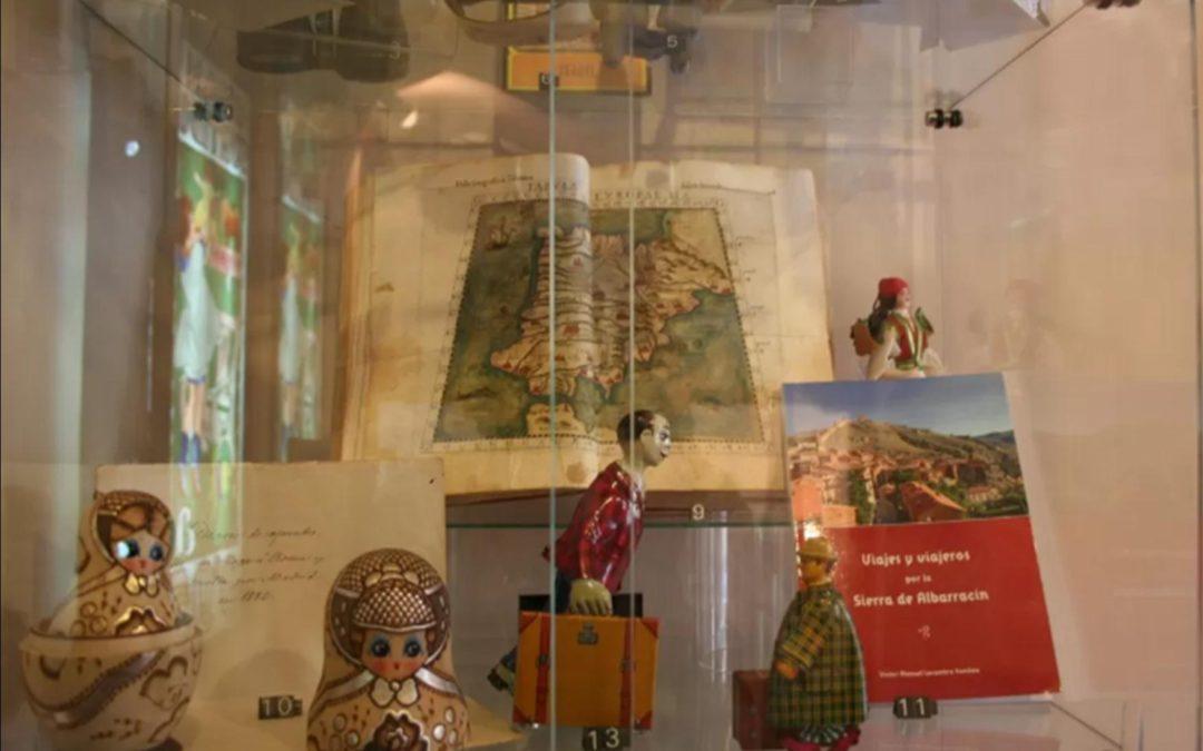 Noticia Diario de Teruel: El Museo del Turismo cuenta con 65 salas en el mundo y una de ellas está en Albarracín