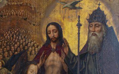 Noticia Heraldo de Aragón: Hallada en Teruel una obra de Michel Sittow, pintor de cámara de los Reyes Católicos