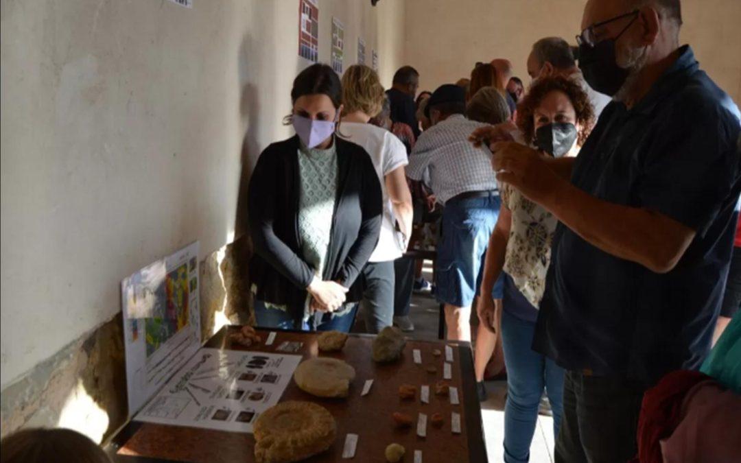 Noticia Diario de Teruel: Jabaloyas presenta el proyecto geológico y paleontológico de la Casa del Fósil