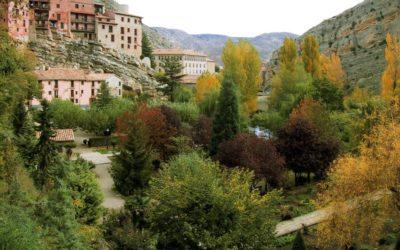 Noticia Heraldo de Aragón: Albarracín: un viaje a través de los sentidos